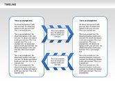 Chevron Timeline Diagram#4