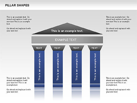 Pillar shapes for powerpoint presentations download now 00681 pillar shapes slide 3 toneelgroepblik Images