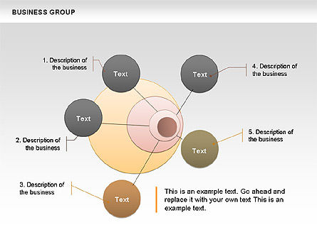 Business Group, Slide 3, 00683, Business Models — PoweredTemplate.com