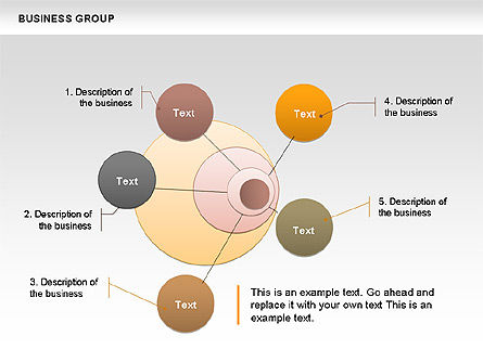Business Group, Slide 5, 00683, Business Models — PoweredTemplate.com