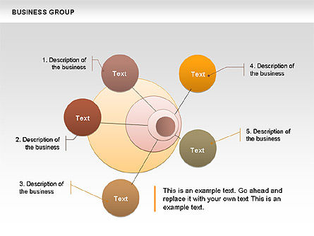 Business Group, Slide 8, 00683, Business Models — PoweredTemplate.com