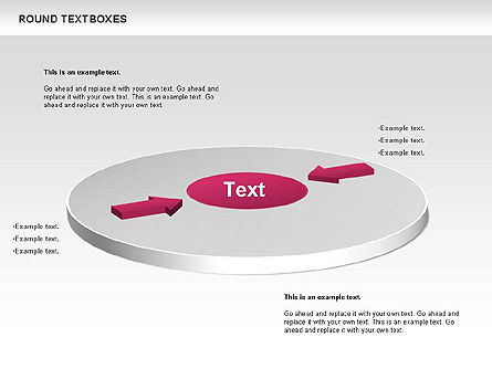 Text Boxes: Tablas y cuadros de texto #00690