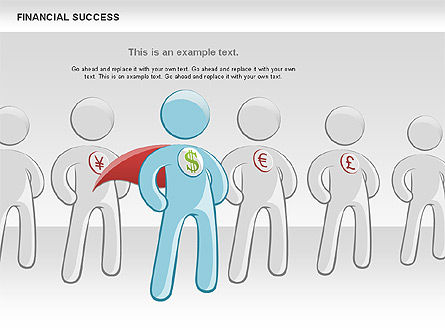 Business Models: Financial Success #00698
