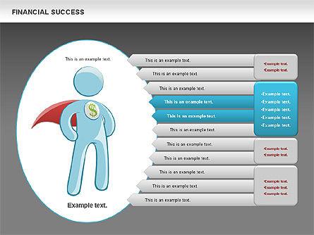 Financial Success, Slide 12, 00698, Business Models — PoweredTemplate.com