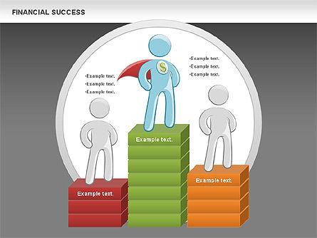 Financial Success, Slide 13, 00698, Business Models — PoweredTemplate.com