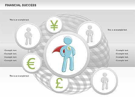 Financial Success, Slide 7, 00698, Business Models — PoweredTemplate.com