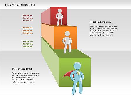 Financial Success, Slide 8, 00698, Business Models — PoweredTemplate.com