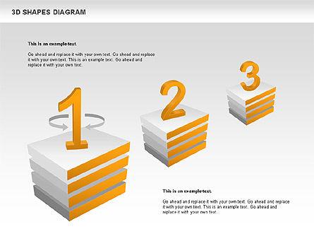 Leadership Diagram, Slide 2, 00703, Business Models — PoweredTemplate.com