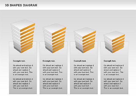 Leadership Diagram, Slide 3, 00703, Business Models — PoweredTemplate.com