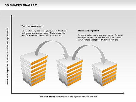 Leadership Diagram, Slide 4, 00703, Business Models — PoweredTemplate.com