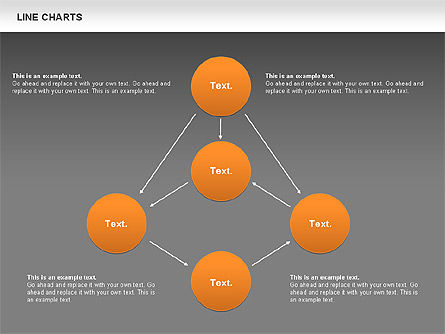 Charts Collection, Slide 11, 00706, Business Models — PoweredTemplate.com
