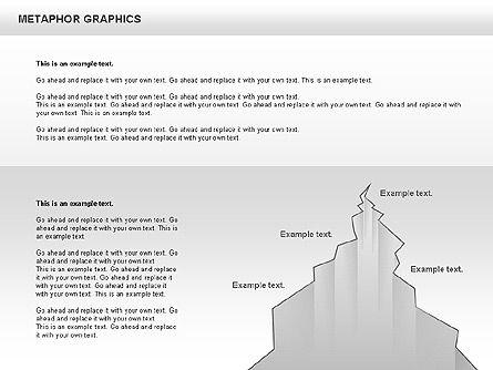 Metaphor Graphics, Slide 2, 00710, Shapes — PoweredTemplate.com