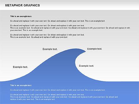 Metaphor Graphics, Slide 5, 00710, Shapes — PoweredTemplate.com