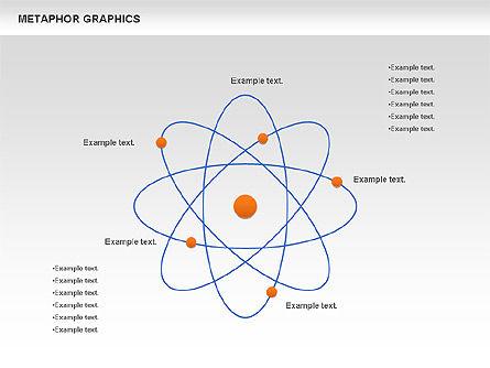 Metaphor Graphics, Slide 7, 00710, Shapes — PoweredTemplate.com