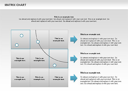 Matrix Chart, 00713, Matrix Charts — PoweredTemplate.com