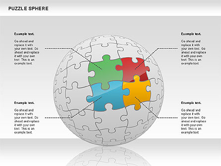 Puzzle Diagrams: Puzzle Sphere Diagram #00715