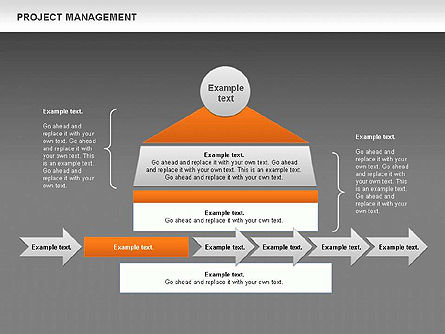 Project Management, Slide 13, 00720, Business Models — PoweredTemplate.com