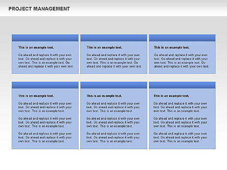 Project Management, Slide 2, 00720, Business Models — PoweredTemplate.com
