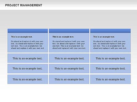 Project Management, Slide 4, 00720, Business Models — PoweredTemplate.com