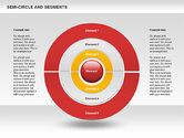 Segments and Semicircle#10