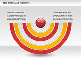 Segments and Semicircle#9