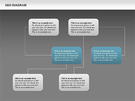 SEO Process Diagram, Slide 14, 00722, Process Diagrams — PoweredTemplate.com