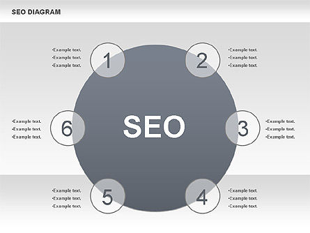 SEO Process Diagram, Slide 4, 00722, Process Diagrams — PoweredTemplate.com