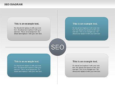 SEO Process Diagram, Slide 6, 00722, Process Diagrams — PoweredTemplate.com