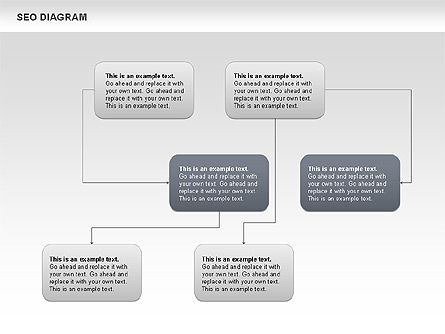 SEO Process Diagram, Slide 7, 00722, Process Diagrams — PoweredTemplate.com