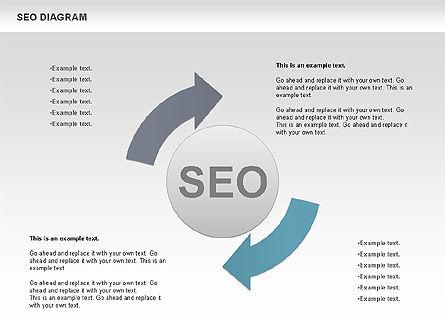 SEO Process Diagram, Slide 8, 00722, Process Diagrams — PoweredTemplate.com