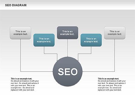 SEO Process Diagram, Slide 9, 00722, Process Diagrams — PoweredTemplate.com