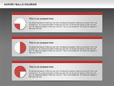 Harvey Balls Diagram#13