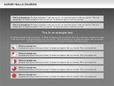 Harvey Balls Diagram#14