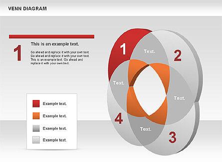 Venn Diagram, Slide 2, 00745, Business Models — PoweredTemplate.com