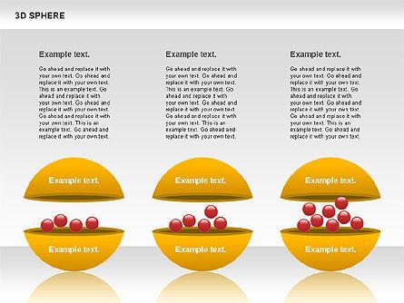 3D Sphere, Slide 6, 00751, Business Models — PoweredTemplate.com