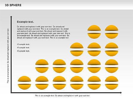 3D Sphere, Slide 9, 00751, Business Models — PoweredTemplate.com