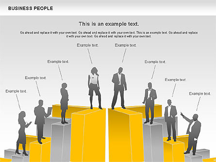 Business Models: Business People #00752
