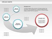Shapes: Charts with Circles #00756