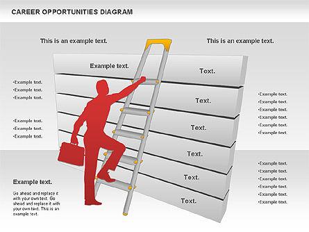 Career Opportunities, Slide 3, 00771, Business Models — PoweredTemplate.com