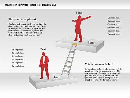 Career Opportunities, Slide 4, 00771, Business Models — PoweredTemplate.com