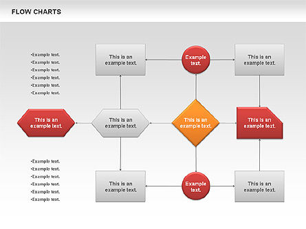 Flow Charts: 순서도 #00775