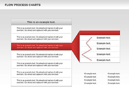 Flow Charts: Process Flowchart #00794