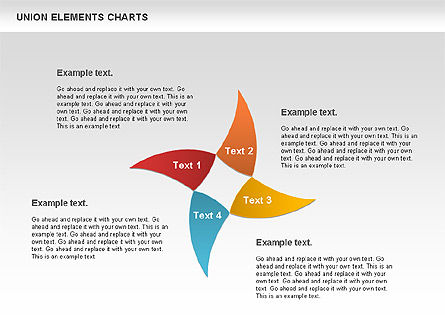 Union Elements Charts, Slide 10, 00801, Business Models — PoweredTemplate.com
