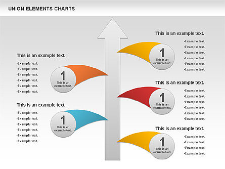 Union Elements Charts, Slide 11, 00801, Business Models — PoweredTemplate.com