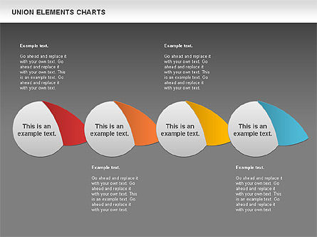 Union Elements Charts, Slide 16, 00801, Business Models — PoweredTemplate.com