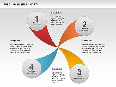 Union Elements Charts, Slide 7, 00801, Business Models — PoweredTemplate.com