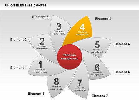 Union Elements Charts, Slide 9, 00801, Business Models — PoweredTemplate.com