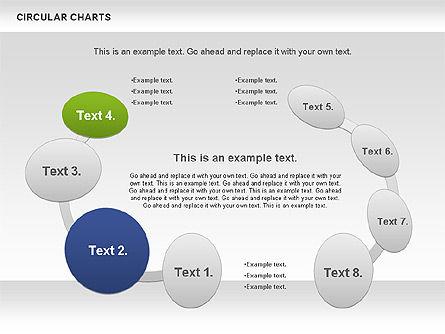 Circular Charts, Slide 9, 00803, Business Models — PoweredTemplate.com