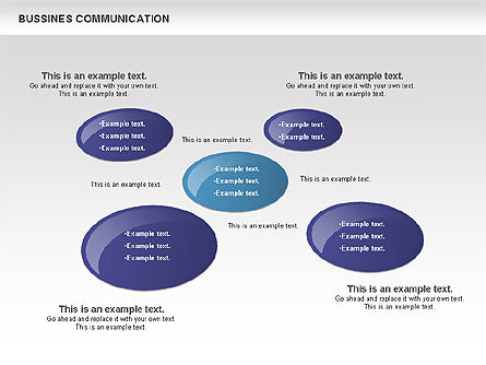 Creative Dotted Business Charts, Slide 5, 00808, Presentation Templates — PoweredTemplate.com