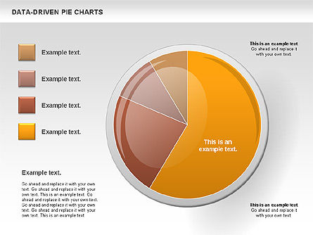 Pie Charts: Diagram Pie Berbasis Data #00814